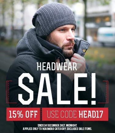 Headwear Sale!