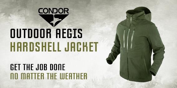 Condor Aegis Hardshell Jacket