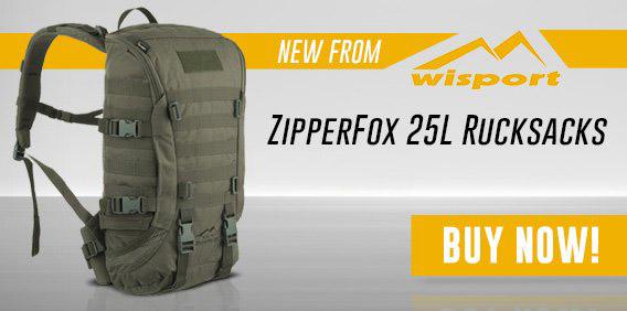 Wisport ZipperFox 25L Rucksack