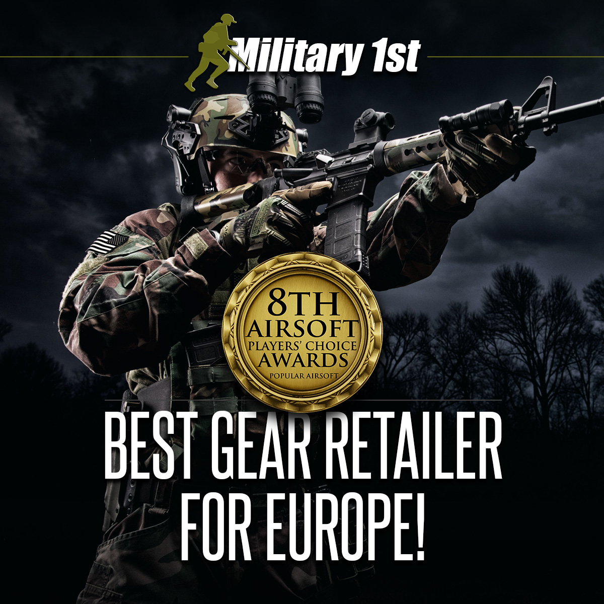 8th Airsoft Players Choice Awards - Results