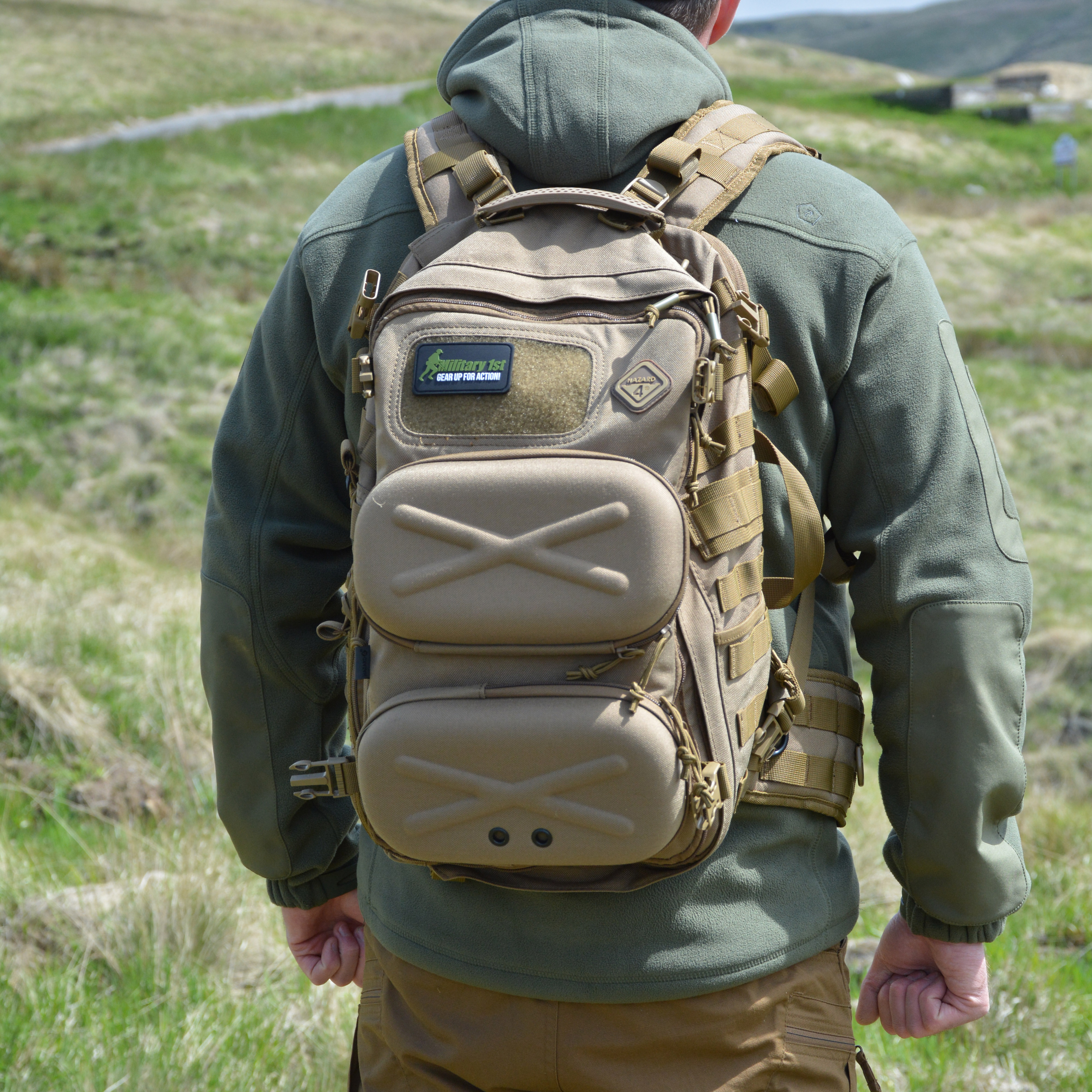 Hazard 4 Clerk Backpack