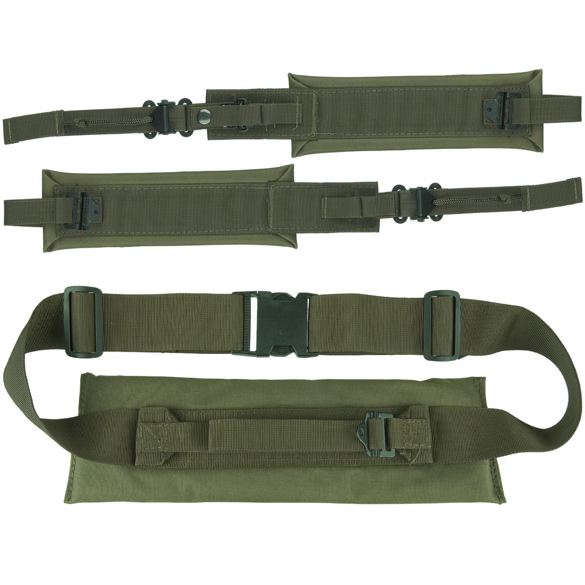 Padded Shoulder Waist Straps Belts for Alice Pack Frame US Army LC1 ...