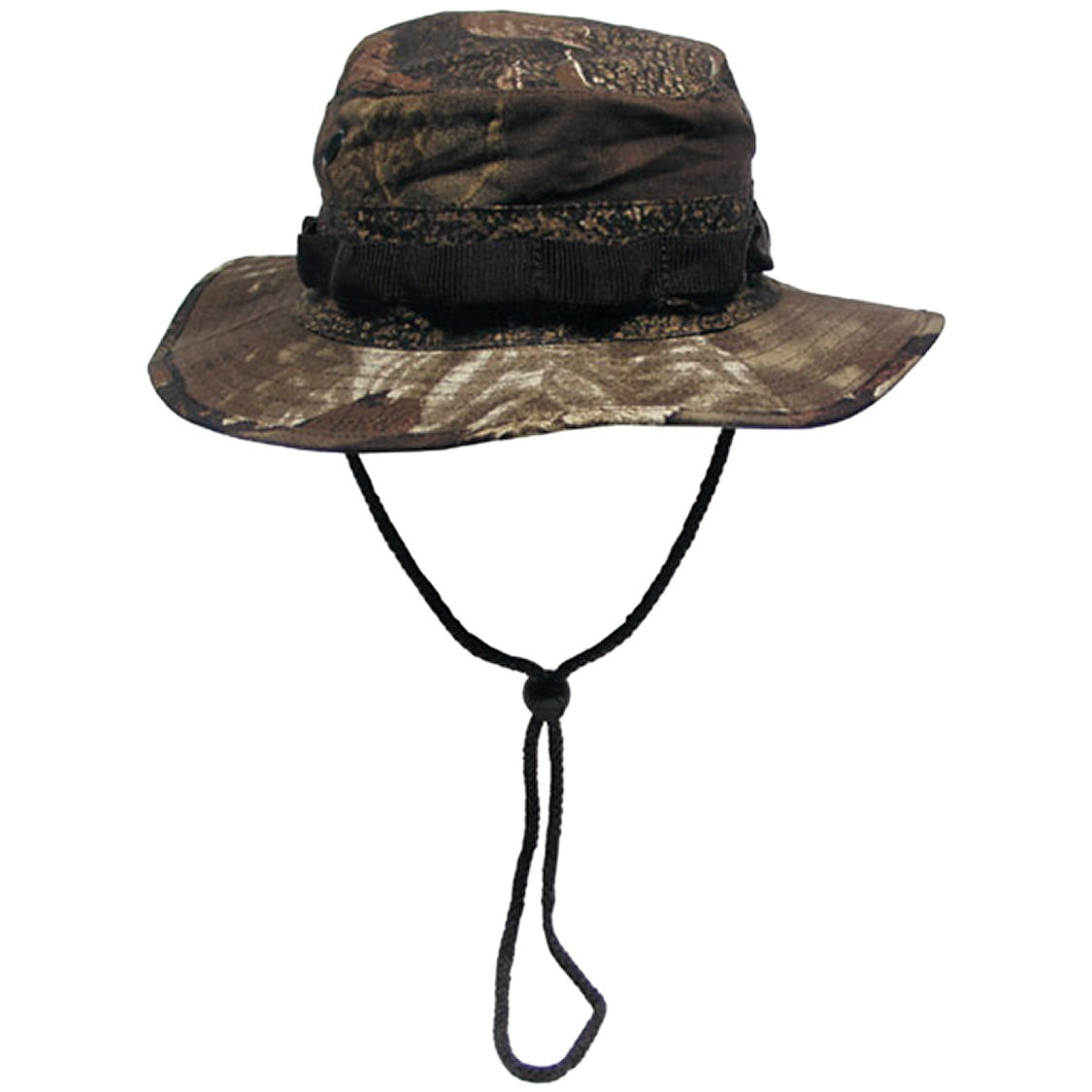 Details about US GI Ripstop Bush Boonie Hat Army Fishing Hunter Cap Real  Tree Brown Camo S-XL 41cbf76c0a2