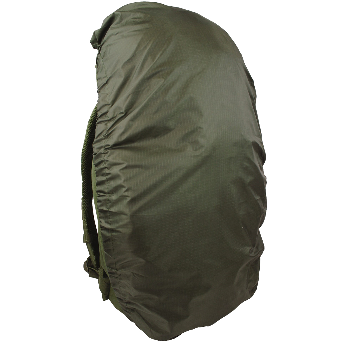 Travel Rucksack Bag Bergen Day Back Pack Backpack Rain Waterproof Cover Black