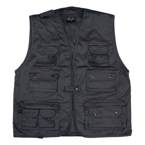 MULTI-POCKET-FISHING-VEST-SHOOTING-HUNTING-TRAVEL-MENS-WAISTCOAT-ARMY-CAMPING