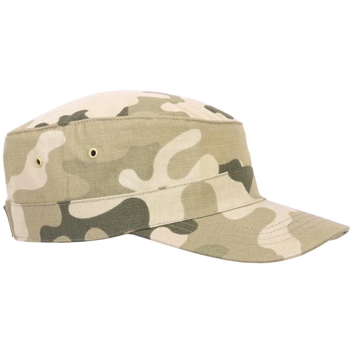 Helikon Tactical Mens Baseball Cap Army Military Hat Airsoft Polish Desert Camo