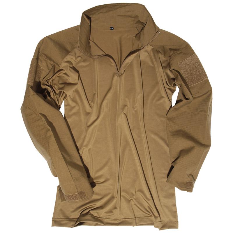 Military Mens Combat Shirt Ubacs Tactical Top Airsoft