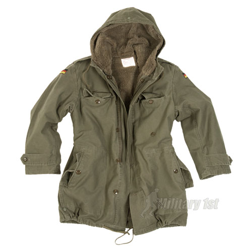 Parka Military Jacket | Jackets Review