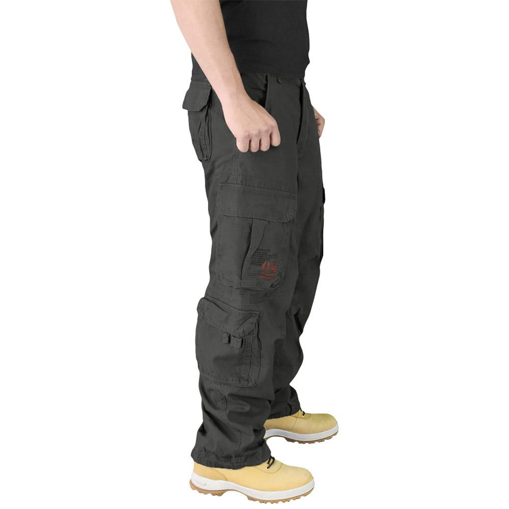 Surplus Mens Combat Trousers Army Cargo Work Wear Pants ...  Surplus Mens Co...