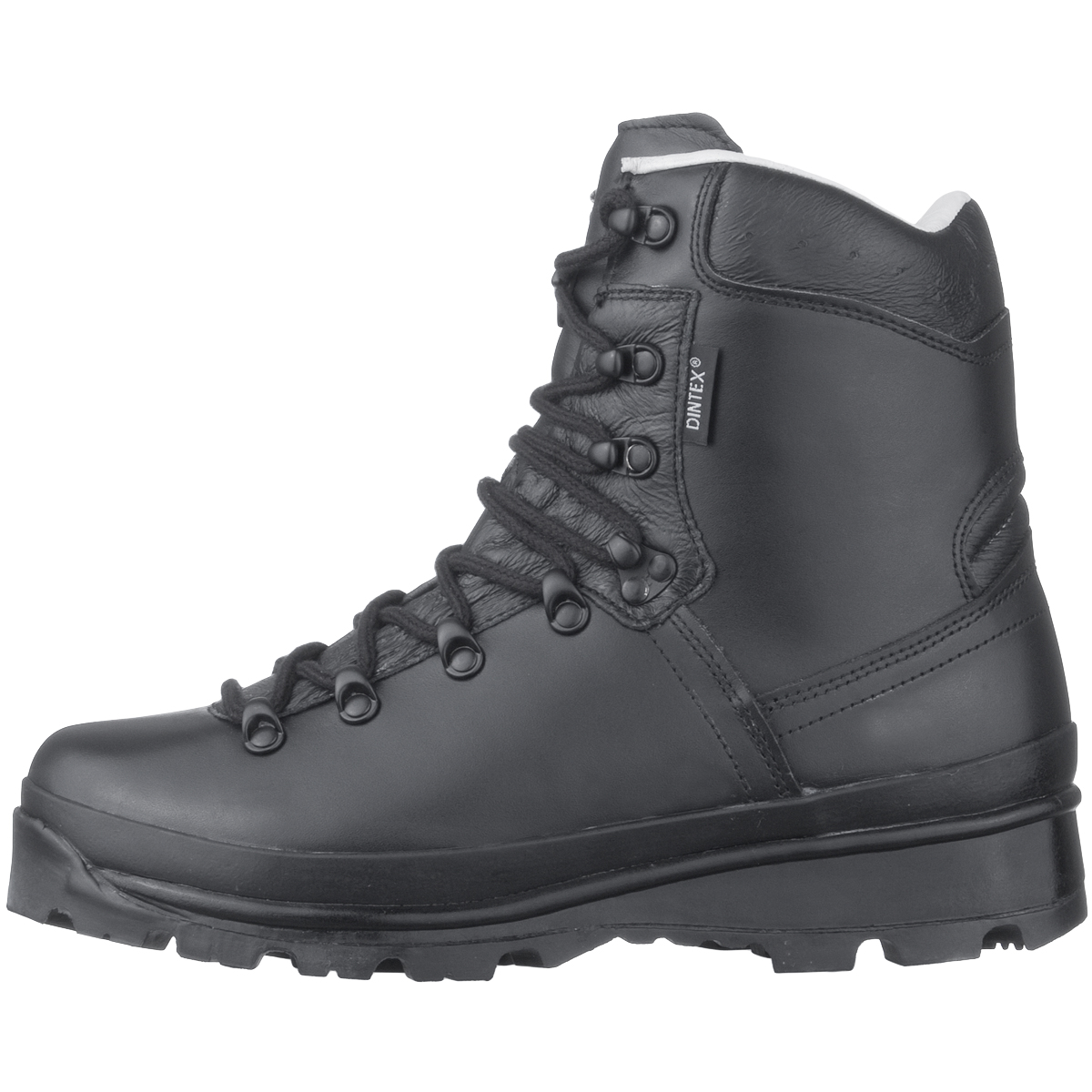German Army Mountain Combat Boots Bw Military Police Cadet