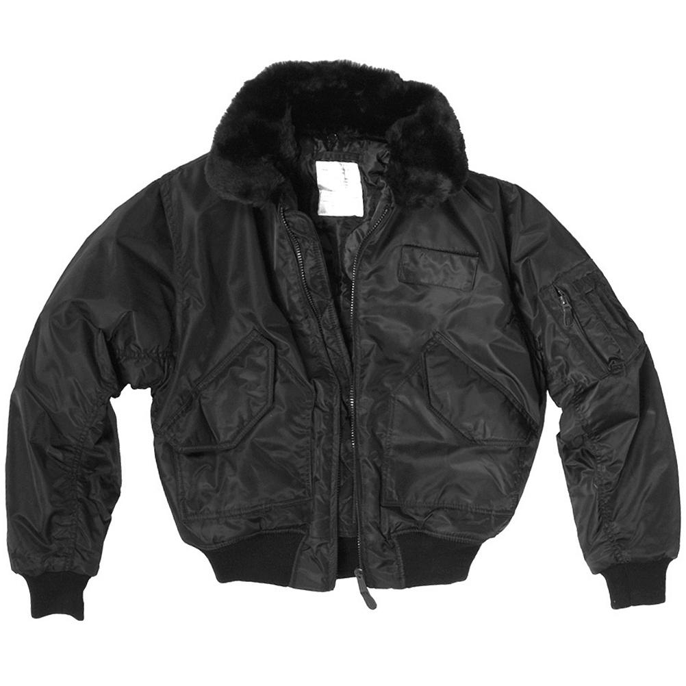 b83b417ced284 Details about US Military Cwu Ma2 Flight Bomber Tactical Mens Pilot Jacket  + Fur Collar Black