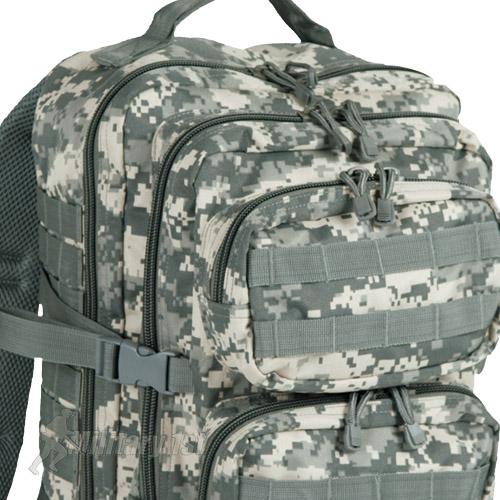 COMBAT ASSAULT PACK MOLLE BACKPACK RUCKSACK ARMY TACTICAL 36L ACU DIGITAL CAMO