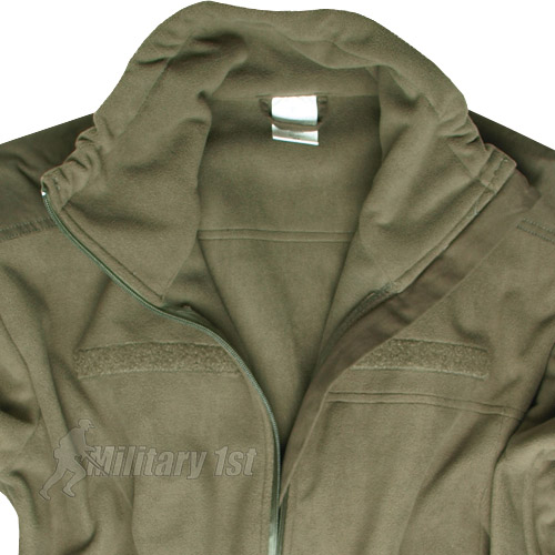 Military Windproof Army Combat Mens Fleece Windproof Polar Jacket ...