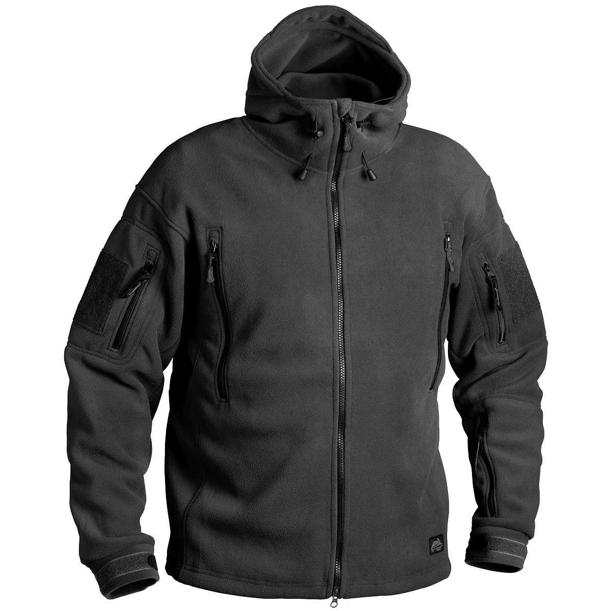 SECURITY HOODED FLEECE COMBAT HOODY HELIKON TACTICAL ...