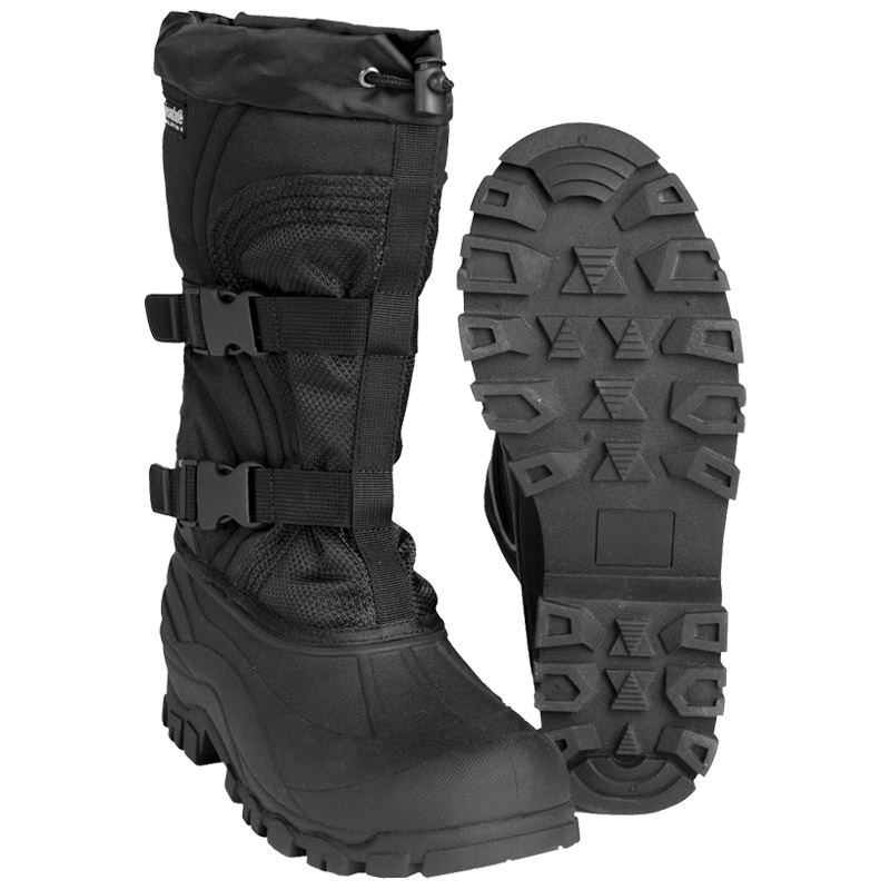 6079aa81a6d Details about Thermal Winter Mens Extreme Cold Weather Ice Snow Arctic  Waterproof Boots : 6-13