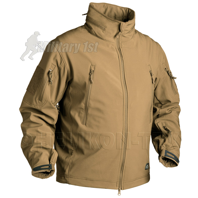 Helikon Gunfighter Soft Shell Mens Combat Tactical Army