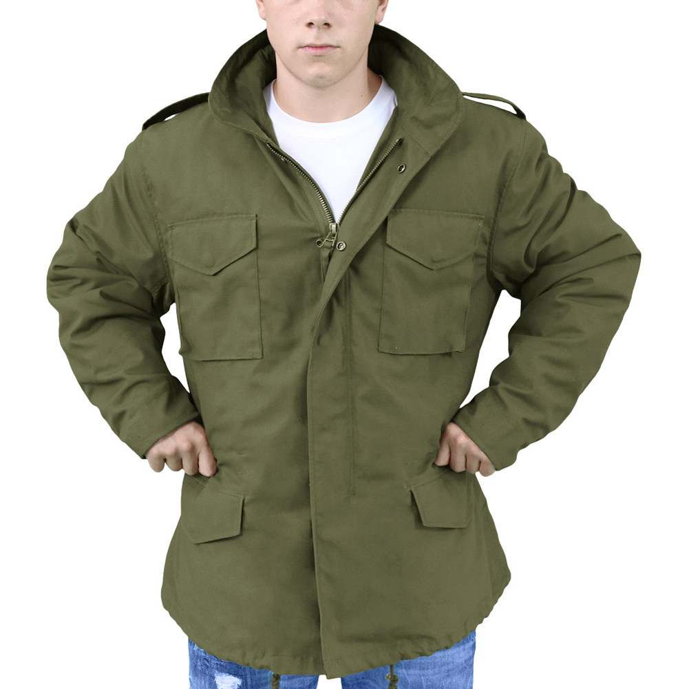 M65 Field Jacket Military Coat Army Mens Combat Parka   Liner ...