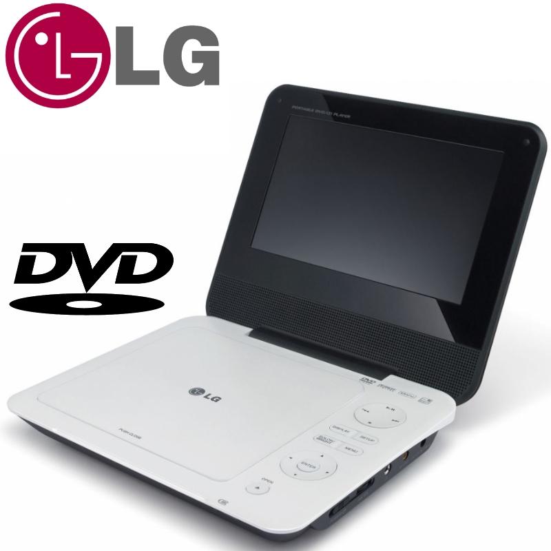 Lg Dp450 Portable dvd Player Manual