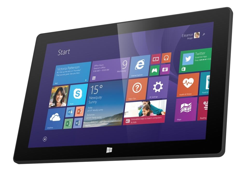 microsoft windows connect 10 1 tablet 32gb storage 1gb. Black Bedroom Furniture Sets. Home Design Ideas