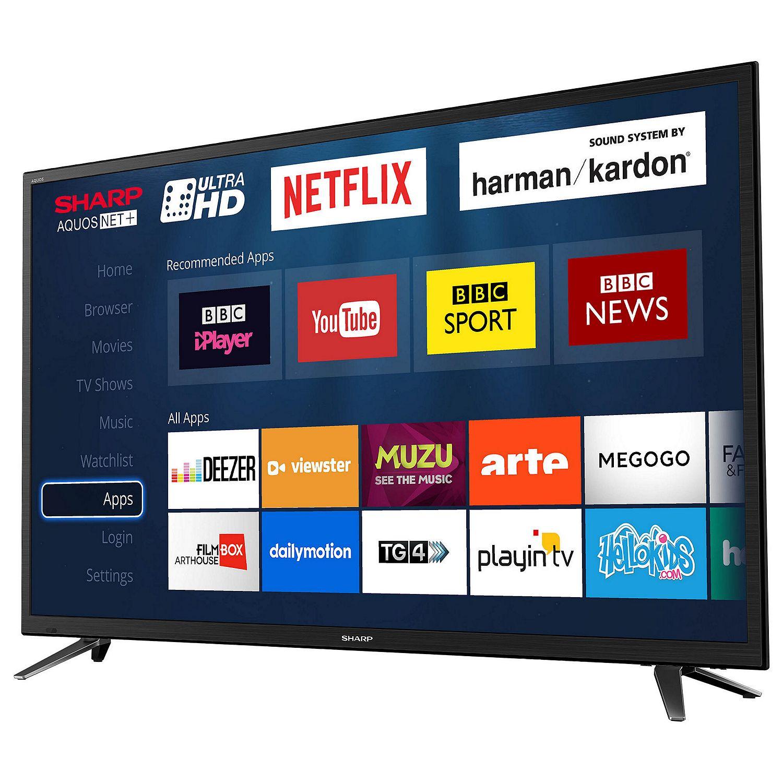 sharp 55 inch lc 55cug8052k 4k ultra hd smart led tv. sentinel sharp lc-55cug8052k 55 inch lc 55cug8052k 4k ultra hd smart led tv 5