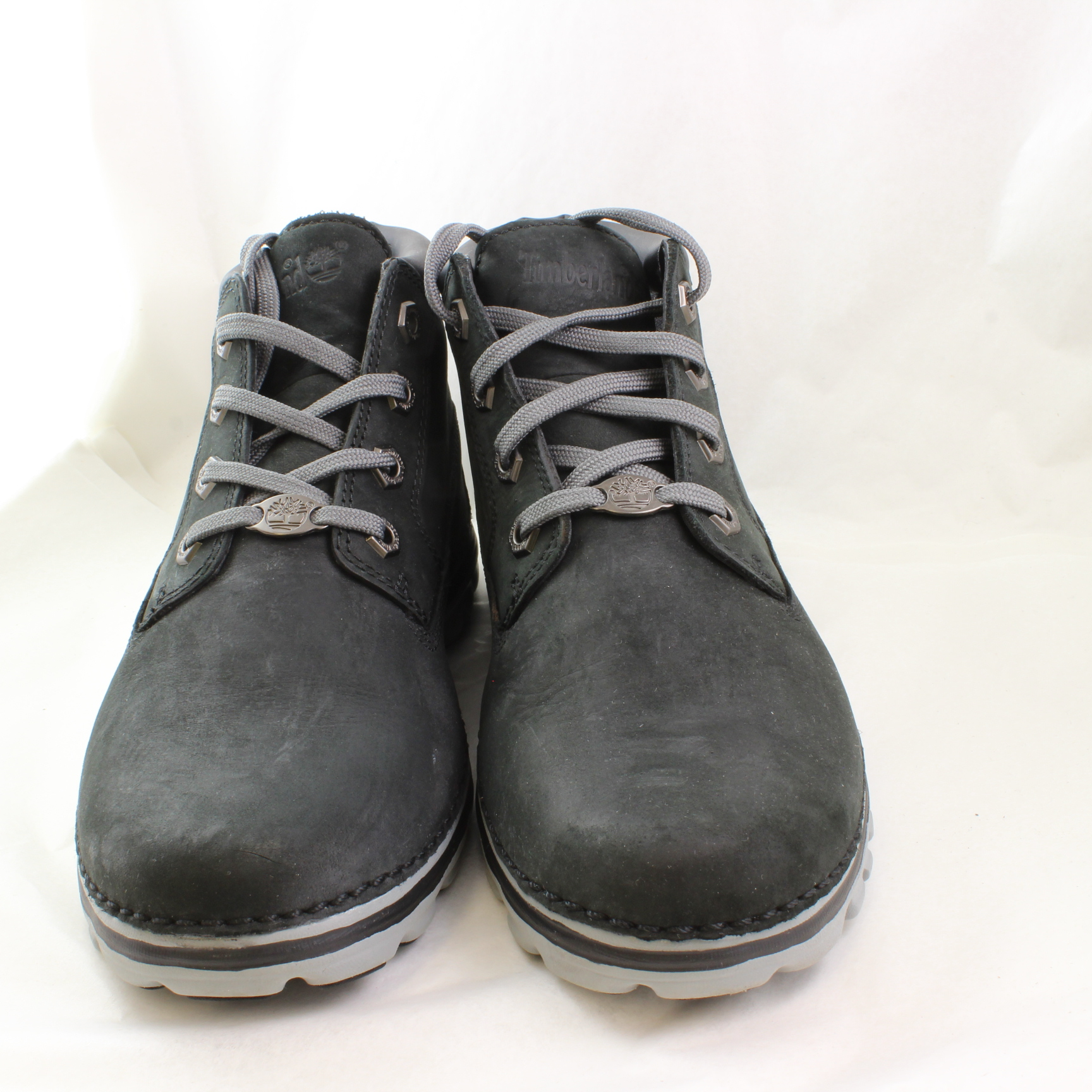 womens timberland black 100 leather ankle boots uk size 4