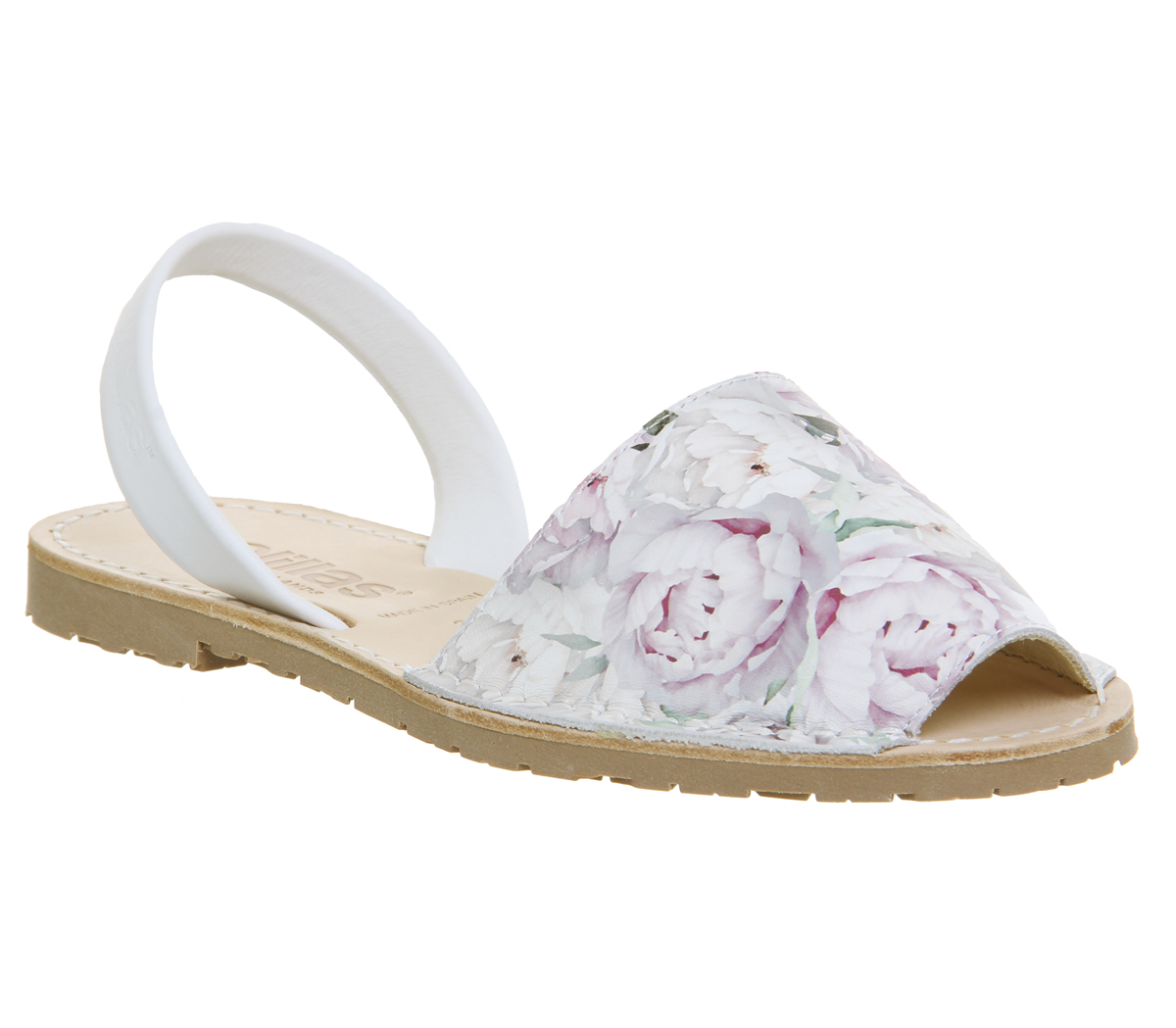 Womens-Solillas-Solillas-Sandals-Floral-Print-Sandals thumbnail 3