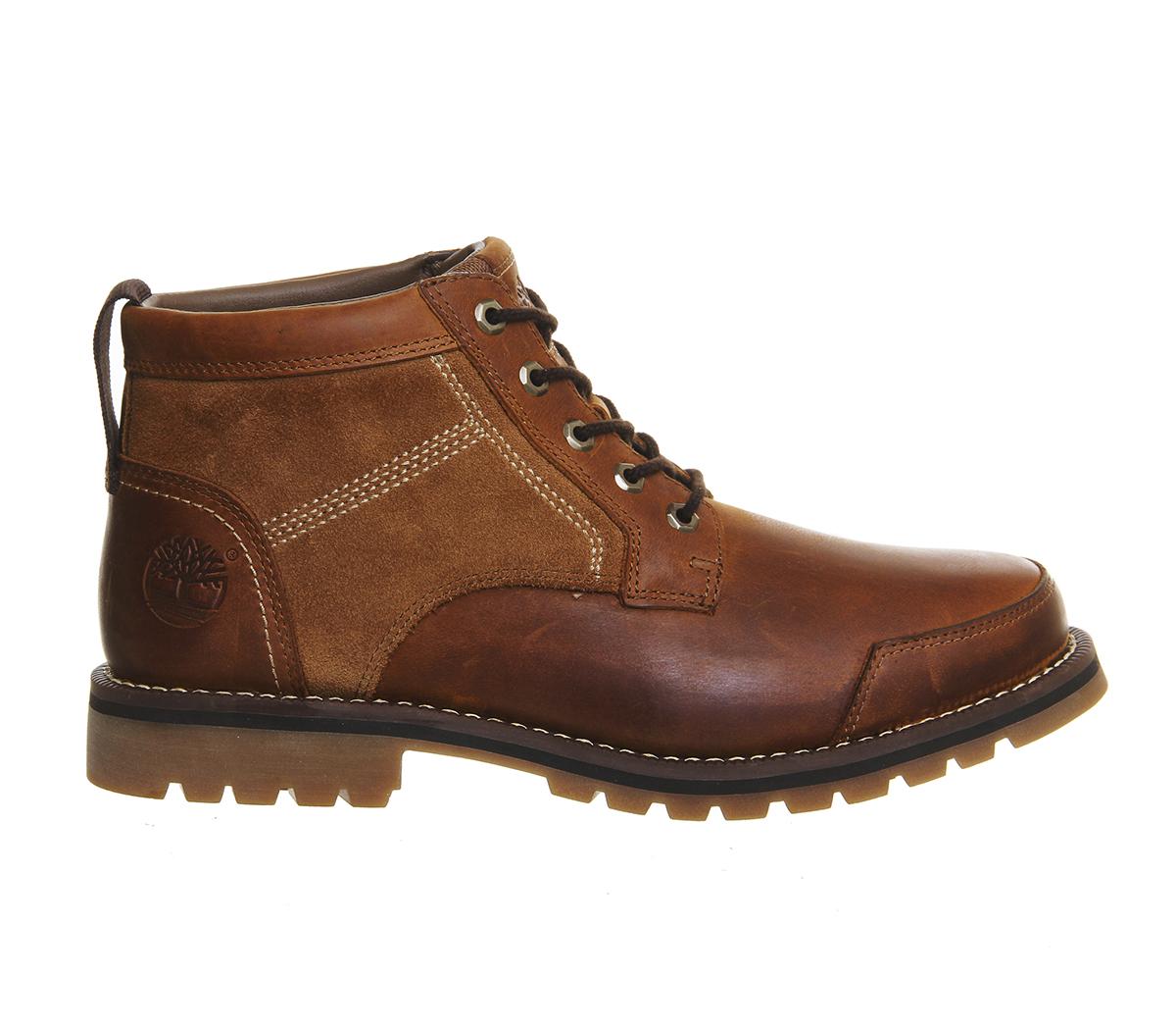 6988304285bb Sentinel Mens Timberland Larchmont Chukka Boots OAKWOOD LEATHER Boots