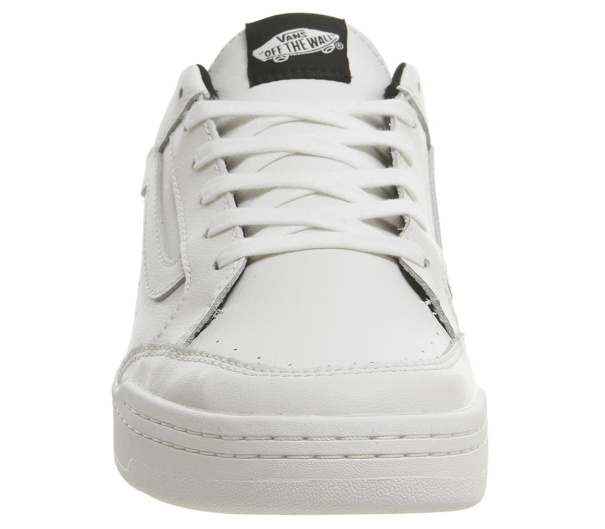 Shoes Black Vans Trainers Blanc Highland IPq0qwF