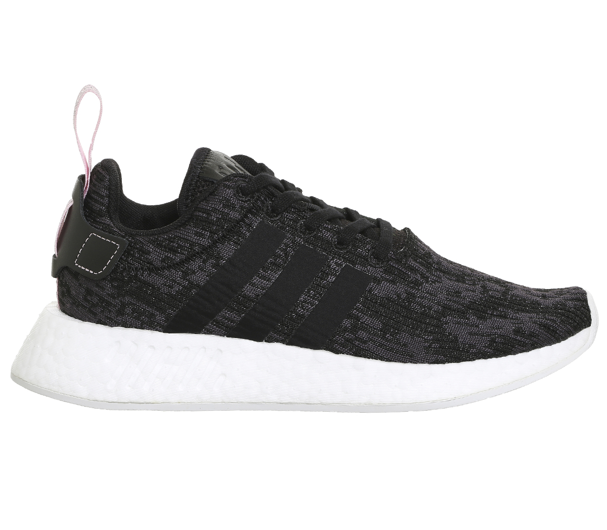 Womens-Adidas-NMD-r2-Black-Black-White-Wonder-
