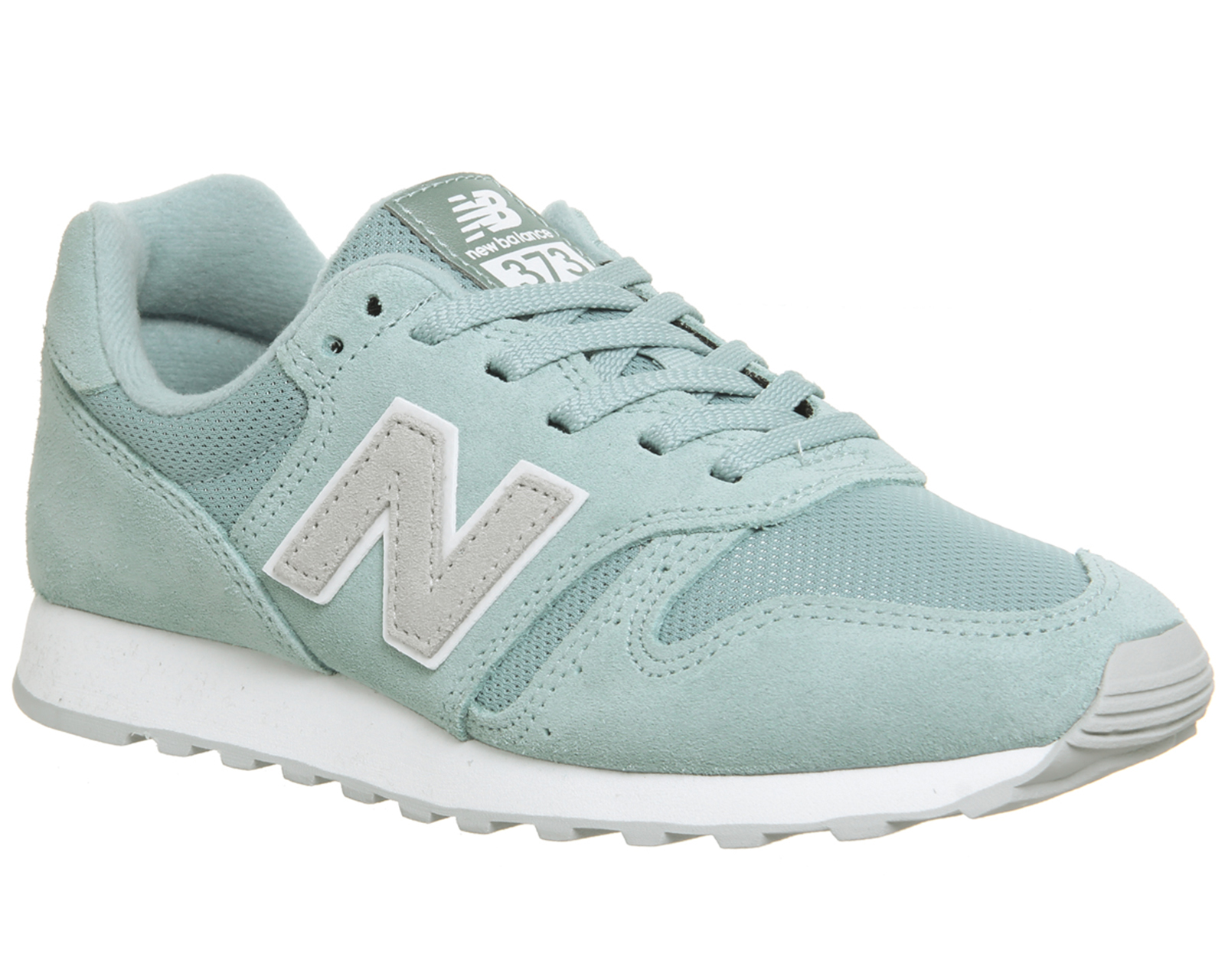 02ad07233fc Sentinel Womens New Balance 373 Trainers Storm Blue Trainers Shoes