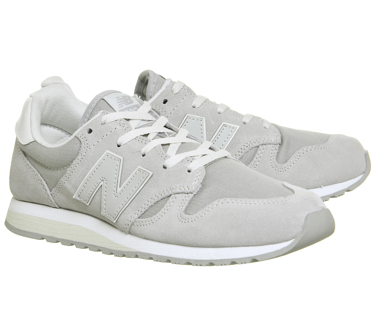 Femme New Balance 520 Trainers OVERCAST Trainers Trainers Trainers chaussures 389e29