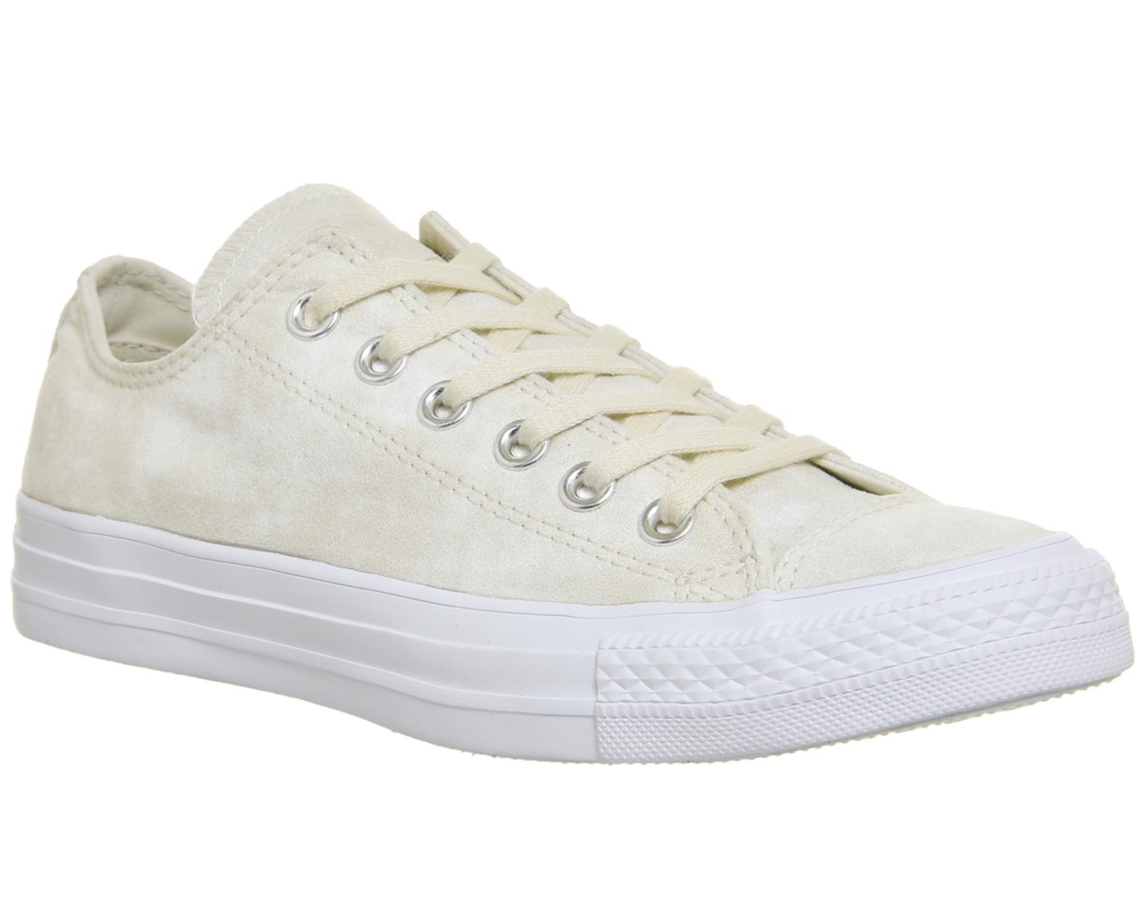 Donna Converse All Star BASSI FORMATORI color cuoio scarpe da ginnastica