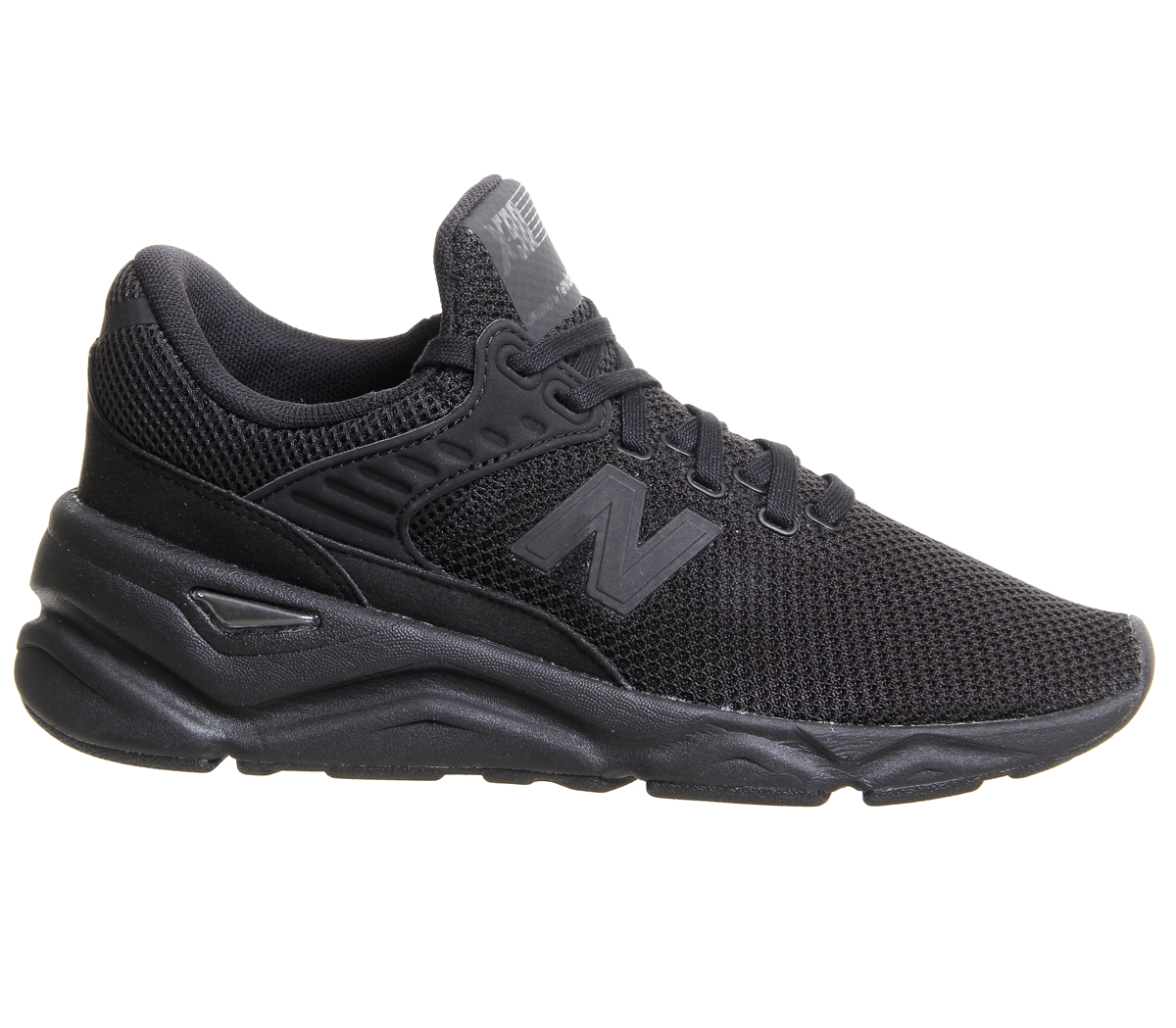 a7f0c8d503c New-Balance-X90-Baskets-Noir-Mono-Baskets-Chaussures miniature