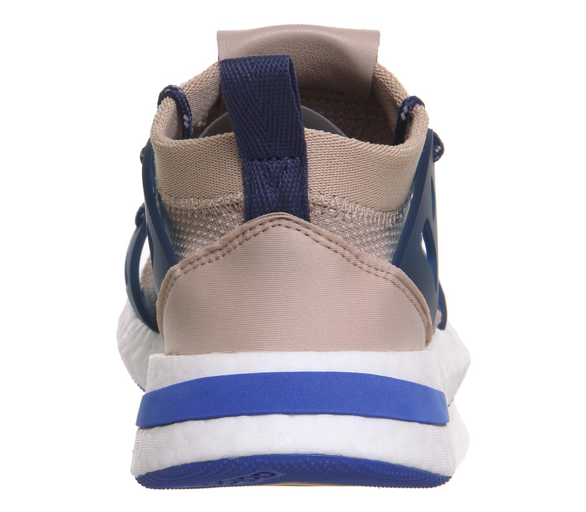 Donna-Adidas-Arkyn-Scarpe-Sportive-Ash-Grigio-Perla-Cinque-Noble-Indaco-F