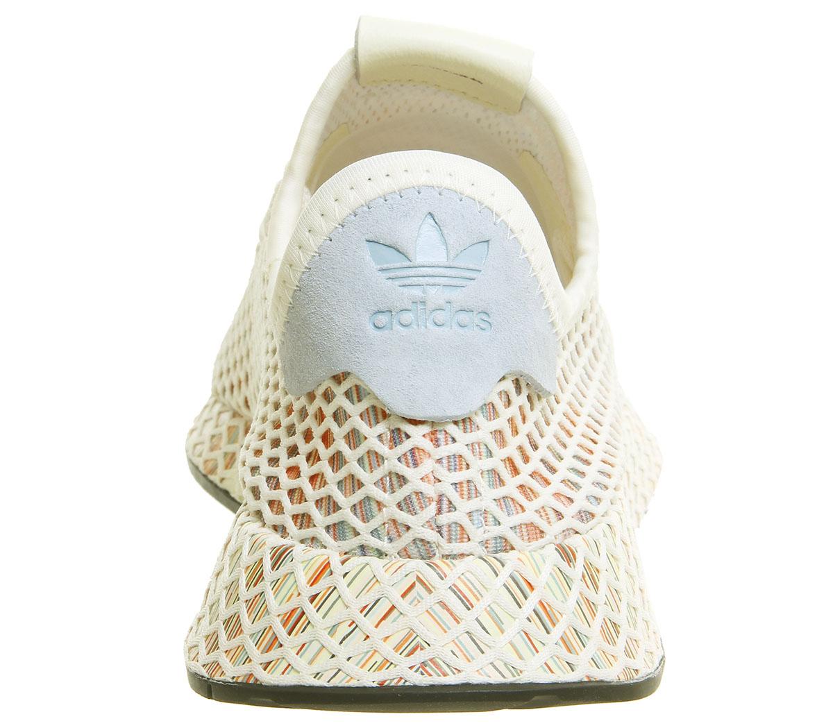 sale retailer 0b40c 670a1 Zapatillas-para-hombre-Adidas-deerupt-orgullo-Nucleo-Blanco-