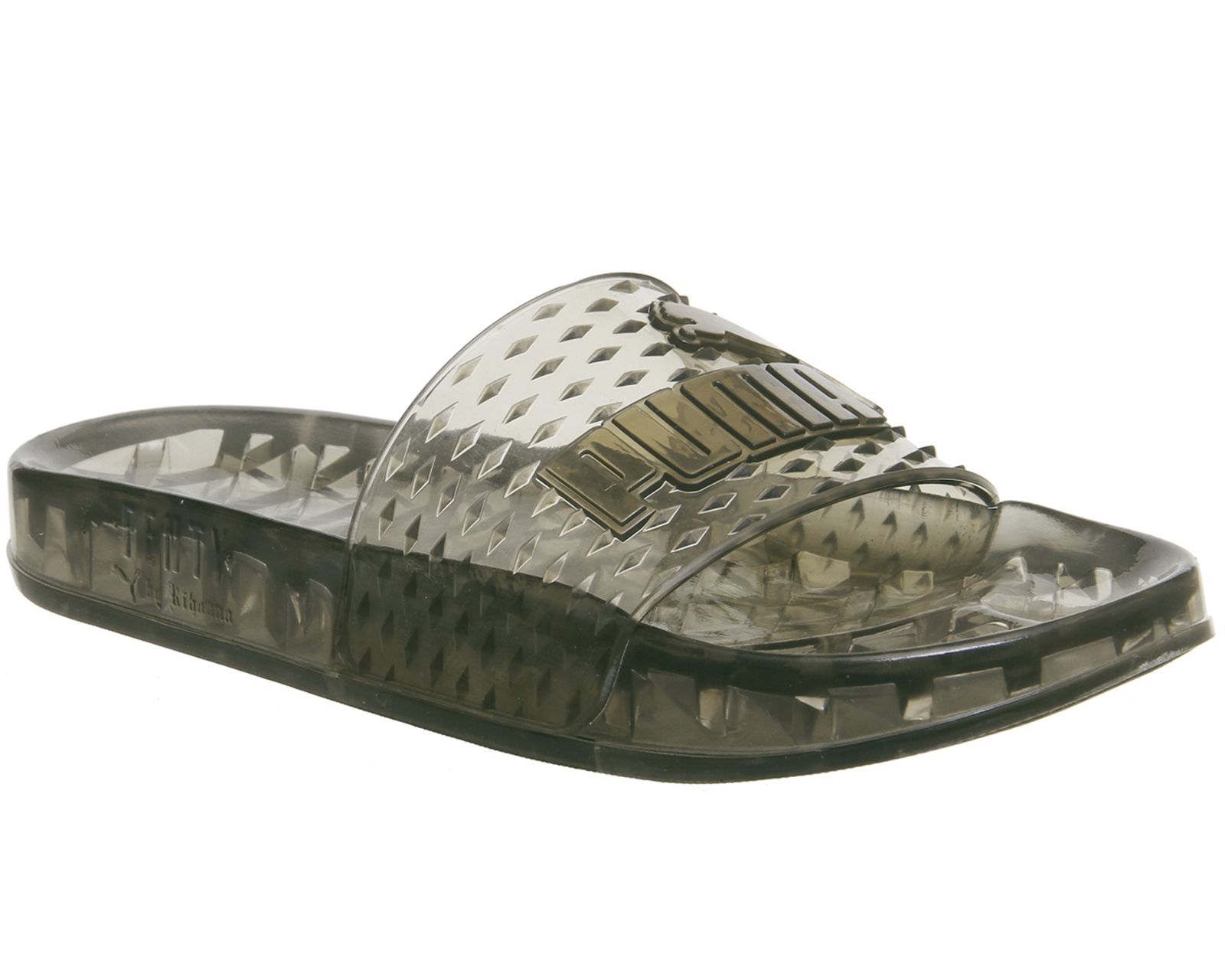 Donna Puma Fenty GELATINA FERMACAPELLI Puma sandali neri
