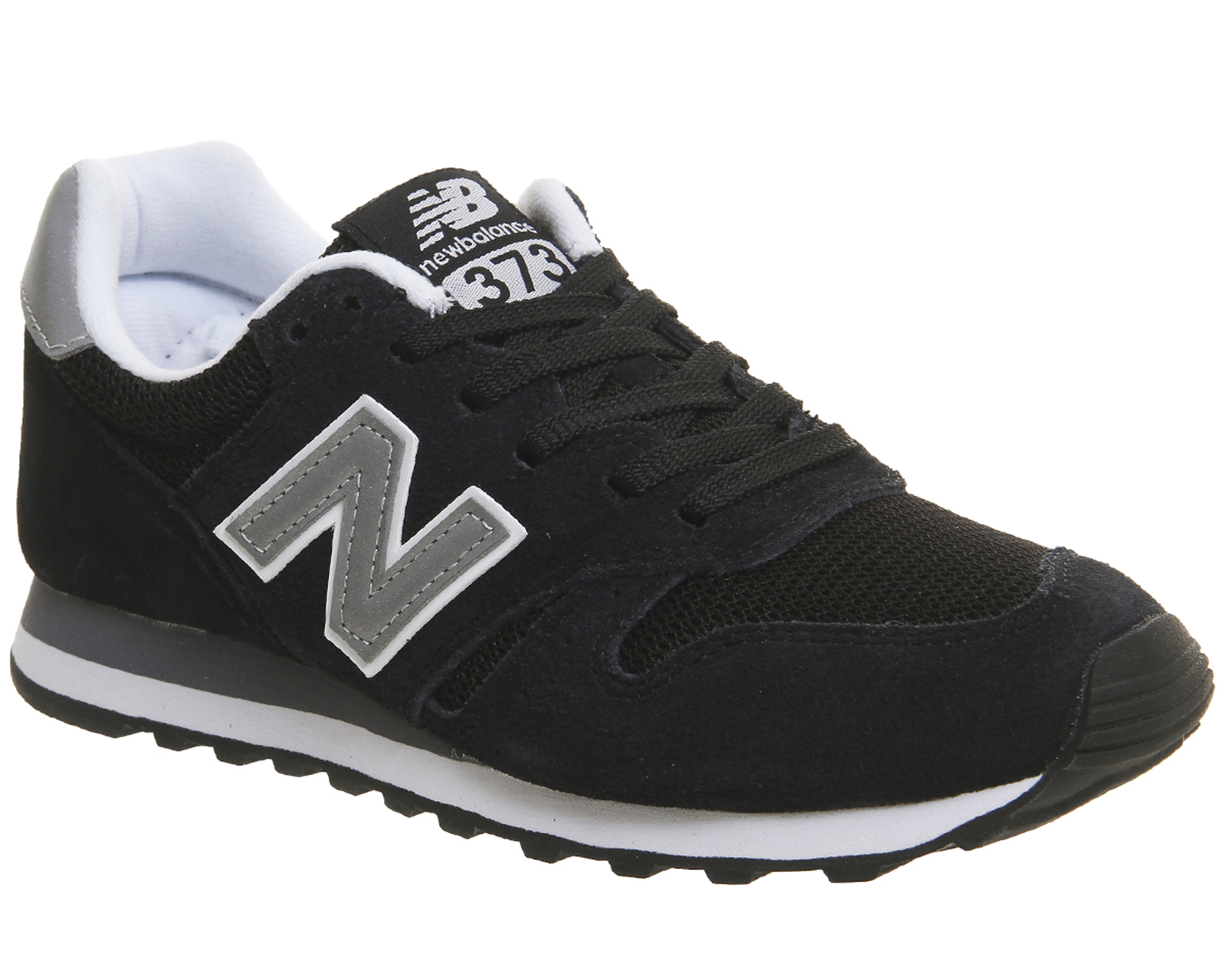 mens new balance 373 black