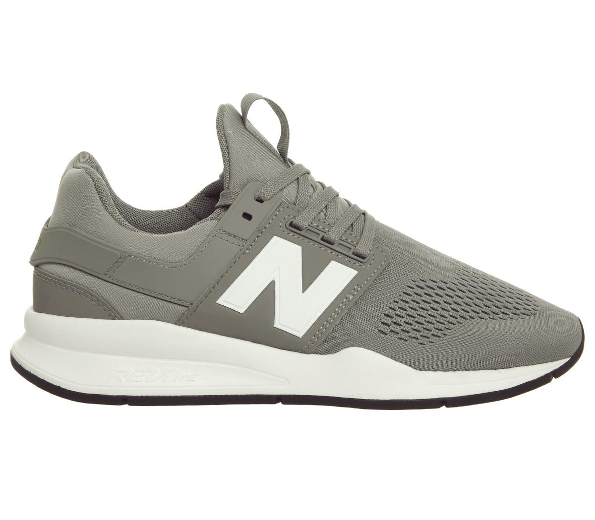 New-Balance-247V2-Baskets-Marblehead-Baskets-Chaussures miniature 3