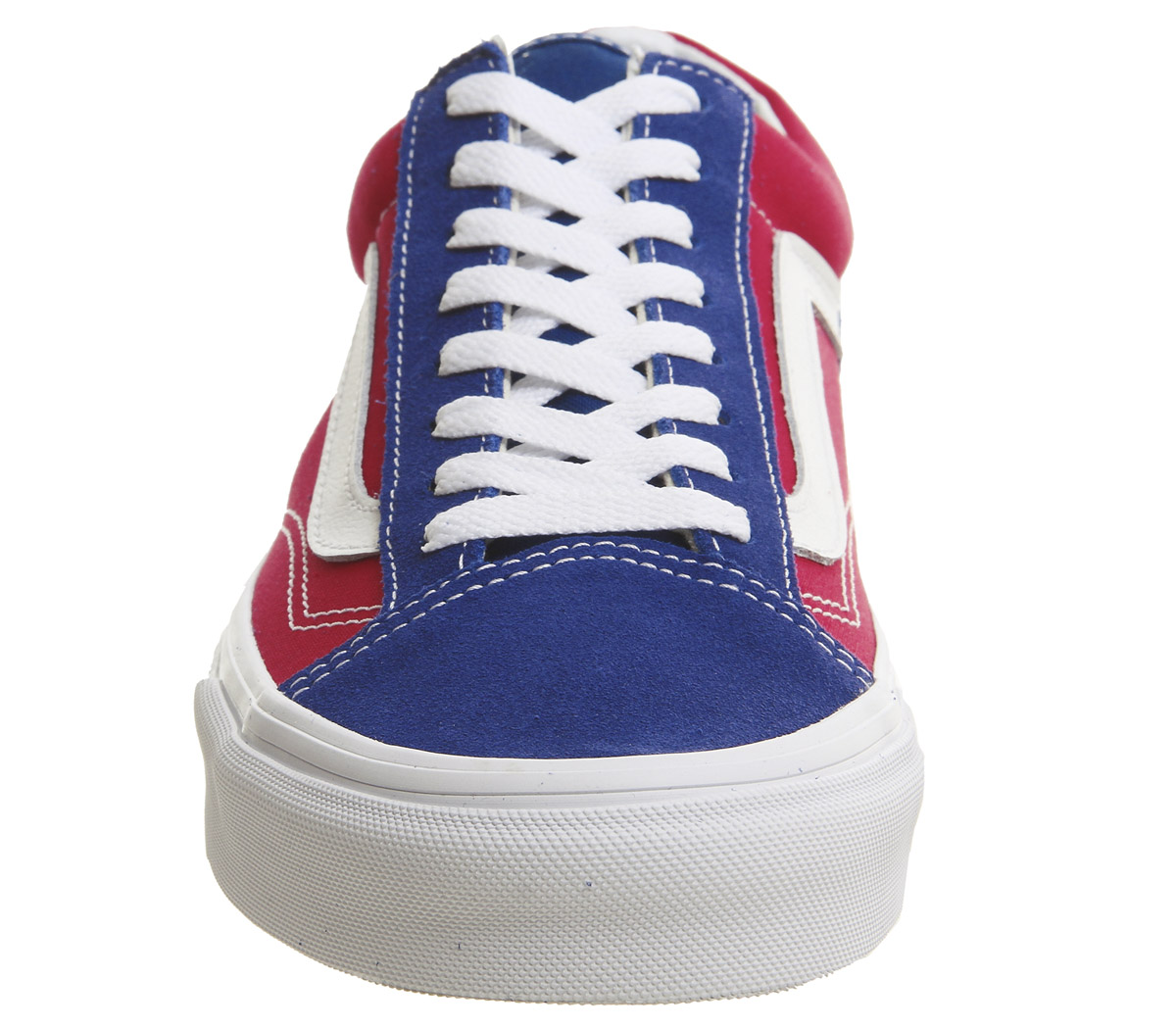 Vans Style Blau 36 Trainers BMX CHECKERBOARD Blau Style ROT Trainers Schuhes f3ca63