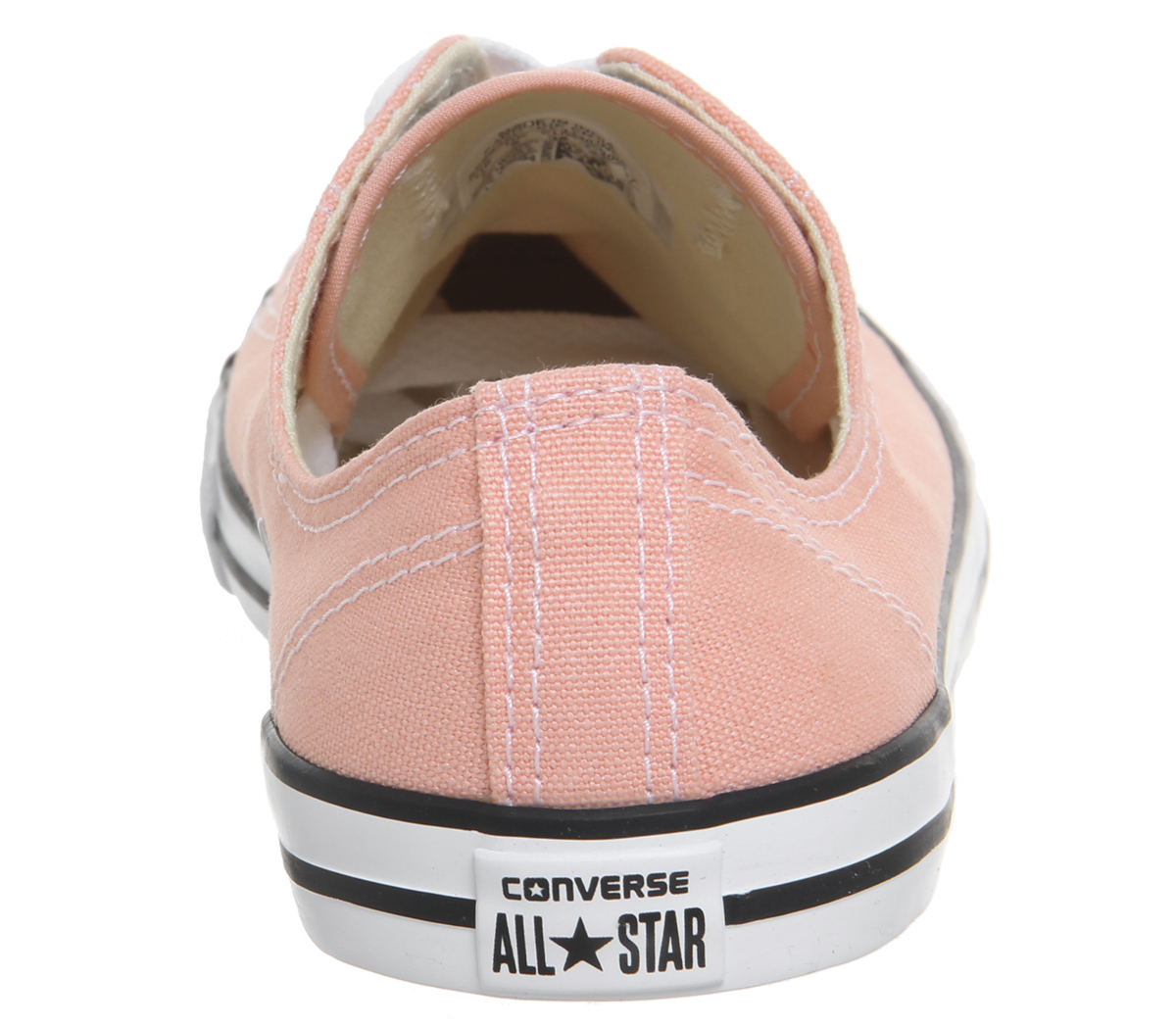 98f14d108c134e Women s Converse All Star Dainty Canvas Ox W Low Rise Trainers in Pink UK 4    EU 37. About this product. Picture 1 of 5  Picture 2 of 5 ...