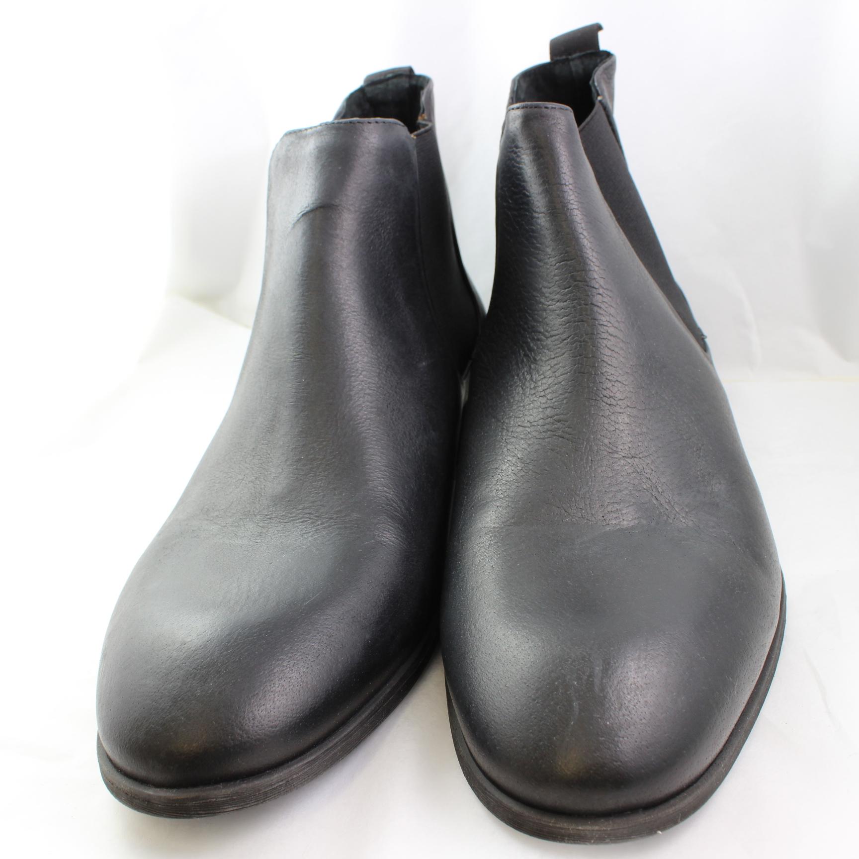 Hombre Ask Ask Ask the Missus Etta Chelsea botas Negro NUBUCK botas ba0b0d