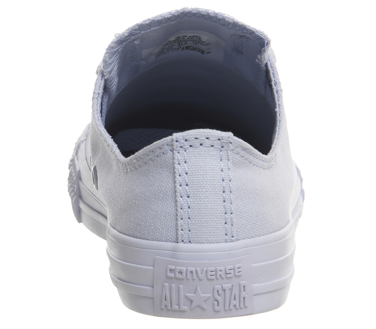 Sentinel Kids Converse All Star Low Youth PORPOISE BLUE MONO Kids 2adf383fb