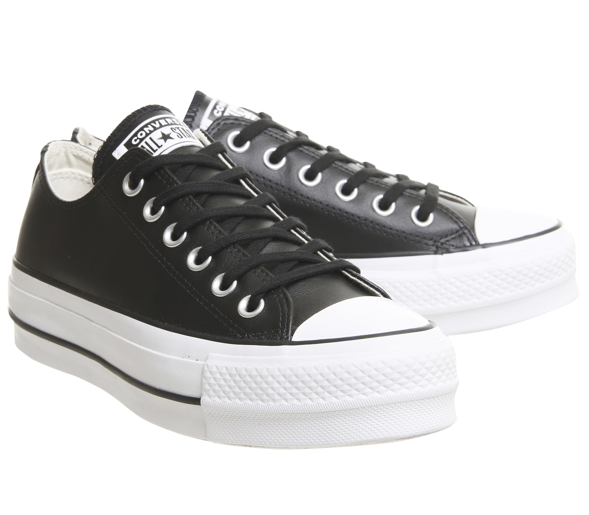 sneakers donna converse in pelle