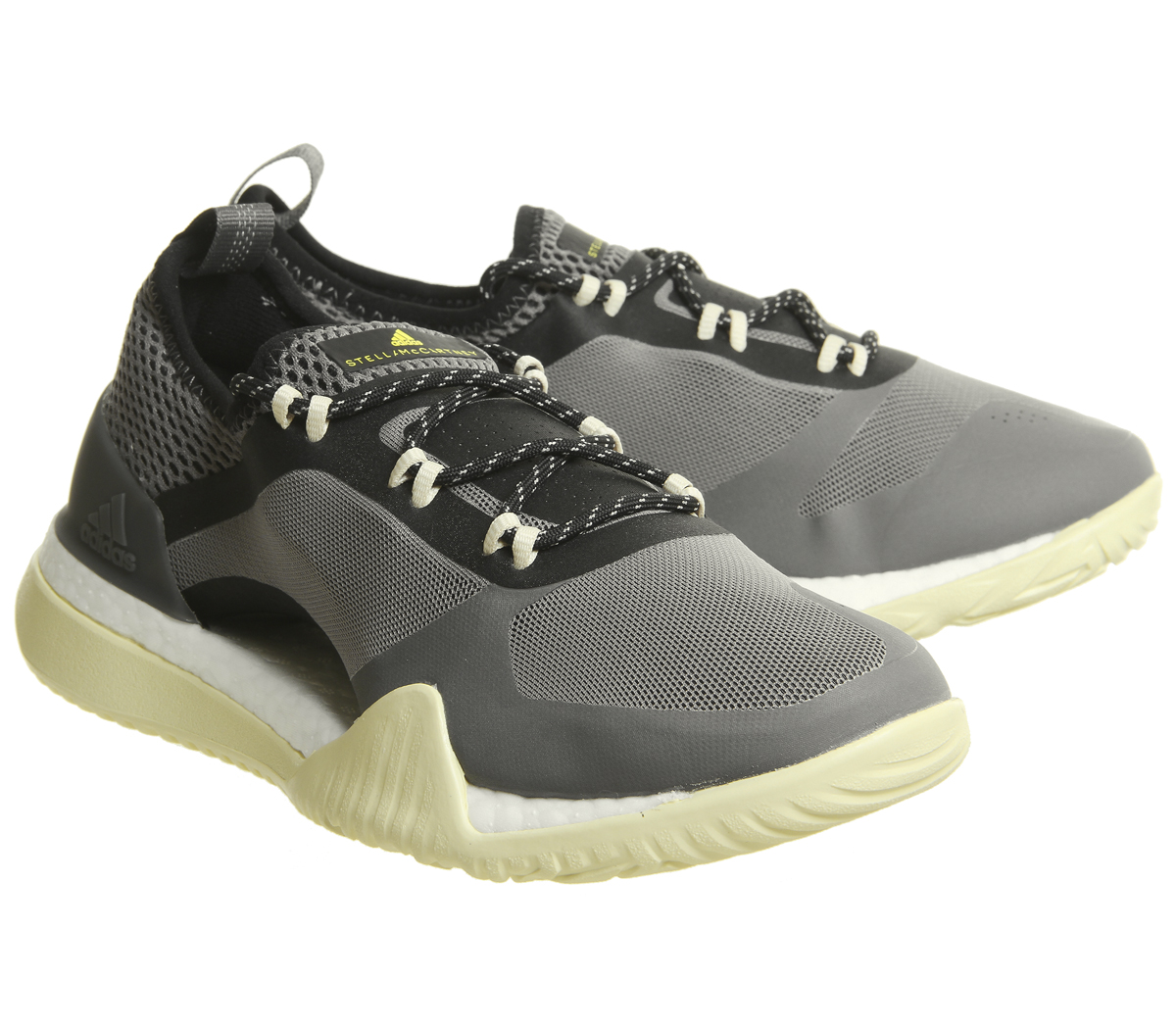 Details about Womens Adidas Pure Boost X Tr 3.0 STONE Trainers Shoes