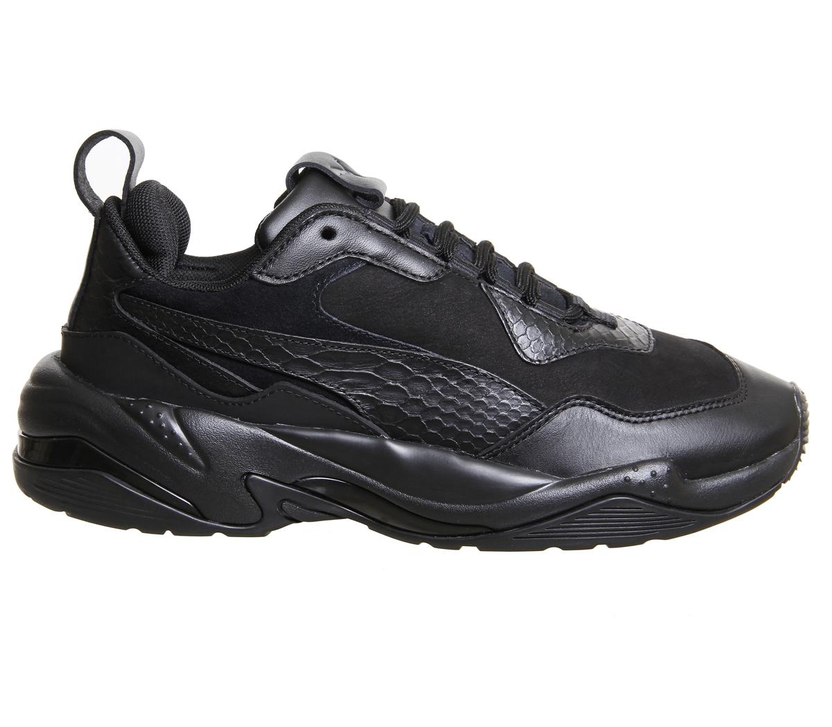 Puma Thunder Desert Trainers Trainers PUMA BLACK Trainers Trainers Shoes adff04