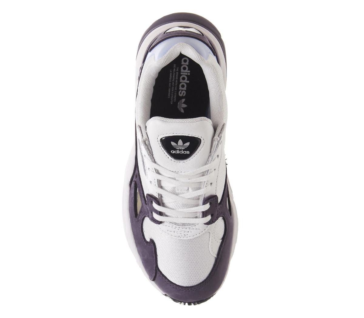 Ginnastica Scarpe Uk 3 Adidas Da Purple W Donna 5 bianca