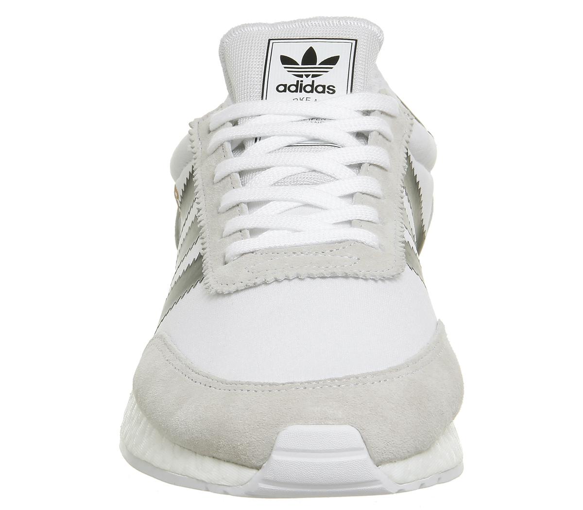 60c96d0bc917e Sentinel Mens Adidas I-5923 Trainers WHITE CORE BLACK COPPER Trainers Shoes