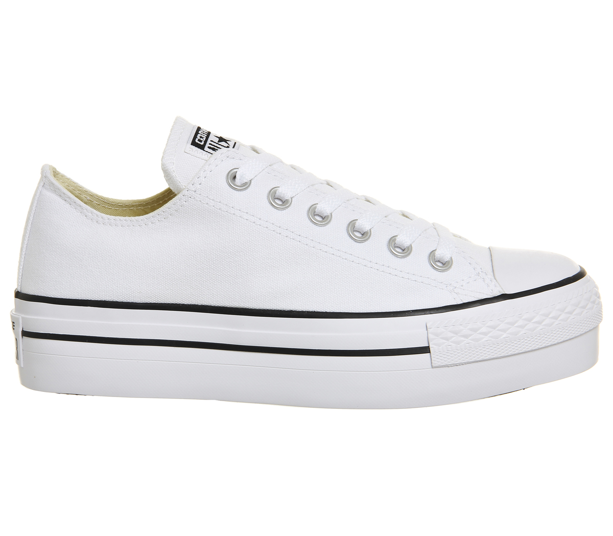 zapatillas converse all star con plataforma