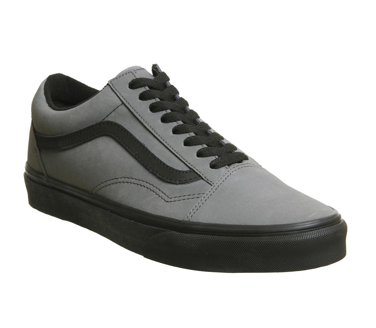 Negro Old Zapatillas Buck Estaño Skool Mujer Vans qT5AxwXnTO