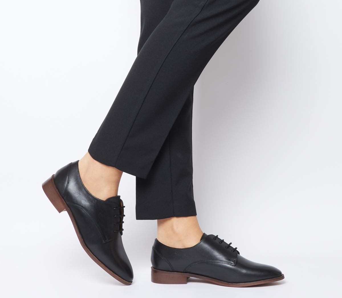 black office shoes philippines